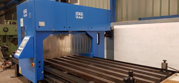 Koordinatenbohrmaschine CMA 50-CN-RZ 4512